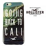 【 HOLLISTER 】 iPhone6(4.7インチ)対応ケース ホリスター カモメロゴ HS03 [並行輸入品]