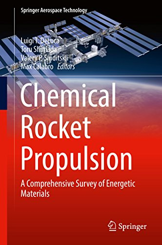 Chemical Rocket Propulsion: A Comprehensive Survey of Energetic Materials (Springer Aerospace Technology)