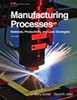Manufacturing Processes: Materials, Productivity, and Lean Strategies
