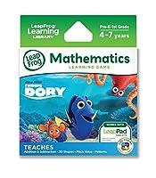 [リープフロッグエンタープライズ]LeapFrog Enterprises LeapFrog Disney/Pixar Finding Dory Learning Game 80-39163E [並行輸入品]