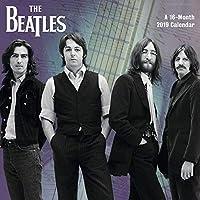 Beatles Mini Wall Calendar (2019) [並行輸入品]