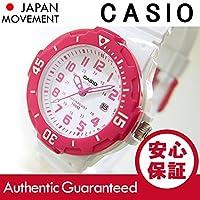 CASIO カシオ LRW-200H-4B LRW200H-4B スポーツギア ミリタリーテイスト ピンク ホワイト レディースウォッチ 腕時計 [並行輸入品]