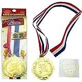 金メダル 【まとめ買い?12個】