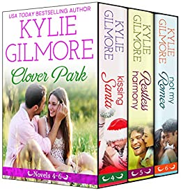 Clover Park Boxed Set Books 4-6 by [Gilmore, Kylie]