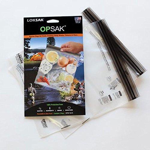 (ロックサック) LOKSAK OPSAK 防臭バック(2枚入) Sサイズ OPD2-9X10