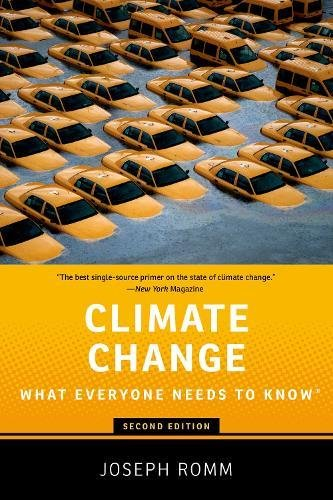 Download Climate Change: What Everyone Needs to Know 0190866101