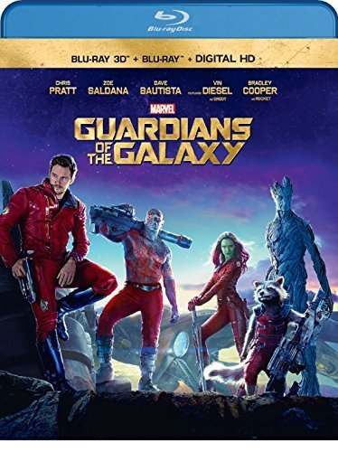 Guardians of the Galaxy (3D Blu-ray + Blu-ray + Digital Copy) by Walt Disney Studios Home Entertainment