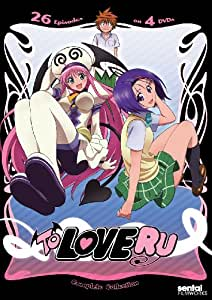 To Love Ru Complete Collection [DVD] [Import]
