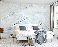 Bzbhart カスタム3dモダンファッション壁紙北欧シンプルでエレガントな壁画壁画壁画壁画家の装飾-350cmx245cm