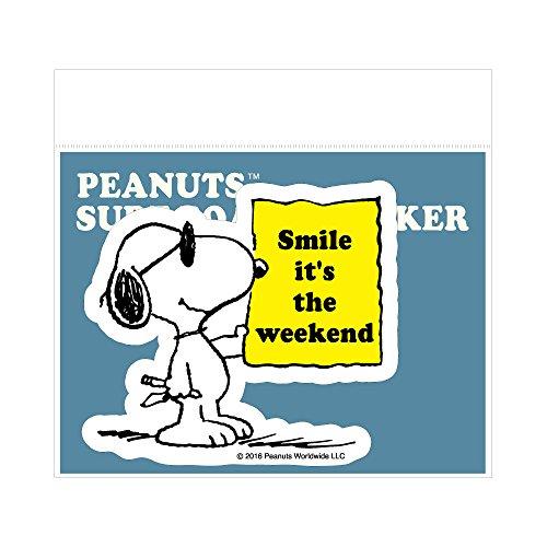 [해외]땅콩 (Peanuts) 서프 스티커 (SNP-0056) Z-180SNP-0056/Peanuts Surf sticker (SNP - 0056) Z - 180 SNP - 0056