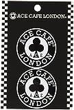 ACE CAFÉ LONDON ステッカー『ACE CAFE LONDONデカール』 丸50×2 ACE-N004DE