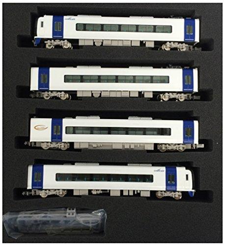 Nゲージ 4051 名鉄空港特急「ミュースカイ」2000系 増備車4輛基本 (塗装済完成品)