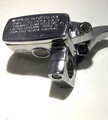 スティード400/600 マグナ250 シャドウ400 ブレーキマスター シリンダー ASSY 純正タイプ(保証書付)