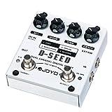 JOYO エフェクター 4モード デュアルチャンネル デジタルディレイ D-SEED