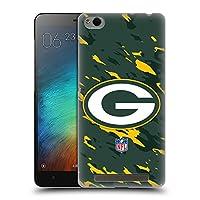 オフィシャル NFL カモフラージュ グリーンベイ・パッカーズ ロゴ ハードバックケース Xiaomi Redmi 3