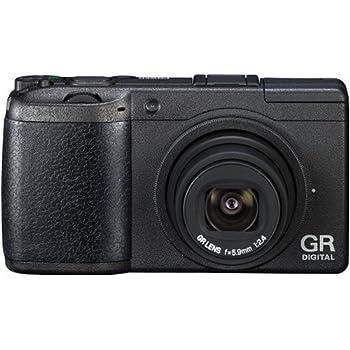 RICOH デジタルカメラ GR DIGITALII 1000万画素 GRDIGITALII