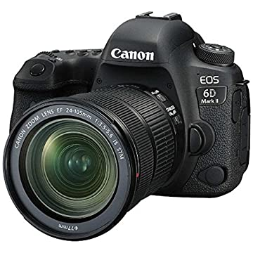 キヤノン CANON EOS 6D Mark II(WG)【EF24-105 IS STM レンズキット】/デジタル一眼レフカメラ