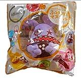 Little Glee Monster リトグリ ラウンドワン ふわコロマスコット 紫