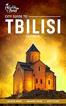 City Guide to Tbilisi, Georgia by [Stocks, Stephen]
