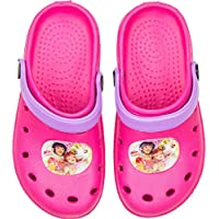 Mia and Me Official Licensed Girls Clogs PVC Beach Pool Footwear