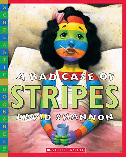 A Bad Case of Stripes (Scholastic Bookshelf)の詳細を見る