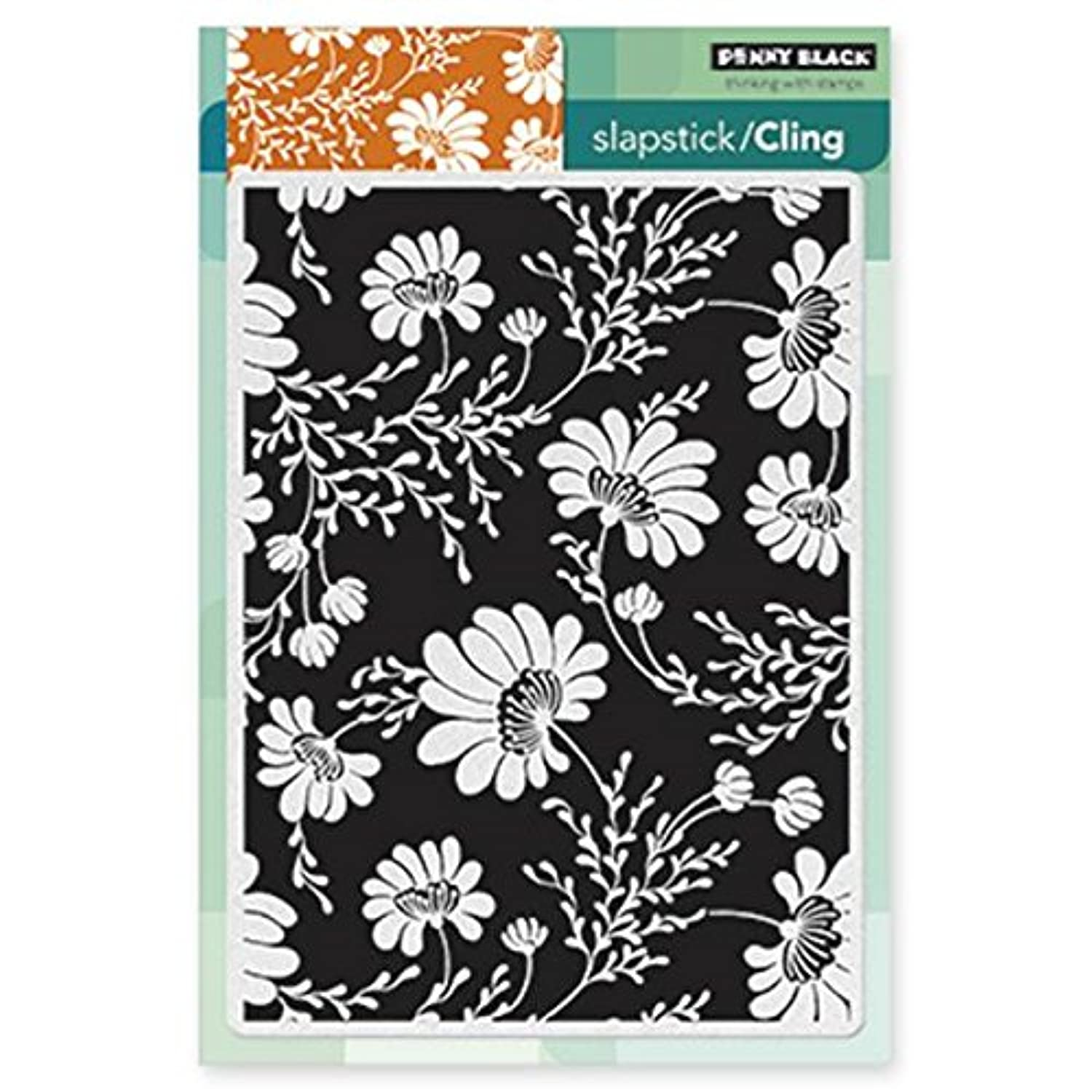 Penny Black Cling Rubber Stamp 5