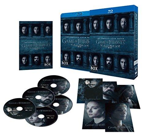 ゲーム・オブ・スローンズ 第六章: 冬の狂風 ブルーレイ コンプリート・ボックス (5枚組) [Blu-ray]の詳細を見る