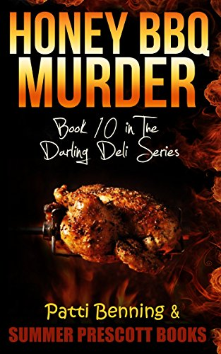 Honey BBQ Murder: Book 10 in the Darling Deli Series (English Edition)