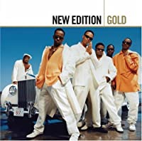 Gold (Remastered) [Australian Import] by New Edition (2005-10-10)