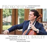 ズィル・ベイリー:プロコフィエフを弾く