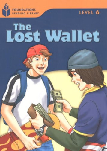 The Lost Wallet (Foundations Reading Library, Level 6)の詳細を見る