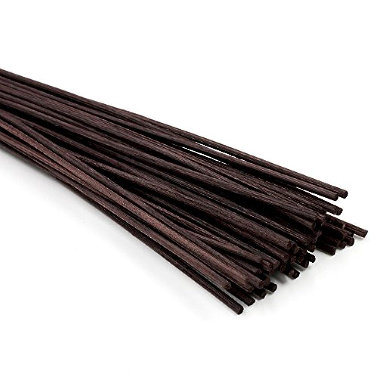 腸神経レガシーFeel Fragrance リードディフューザー用 リードスティック リフィル ブラウン 0.3*25cm (60)