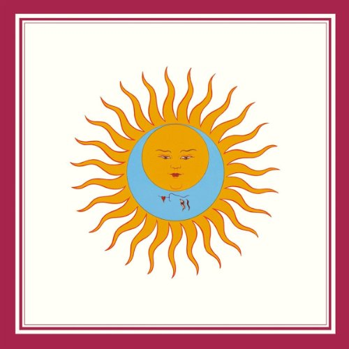 Larks' Tongues In Aspic, 40th Anniversary Series  [CD+DVD-A (PAL)]