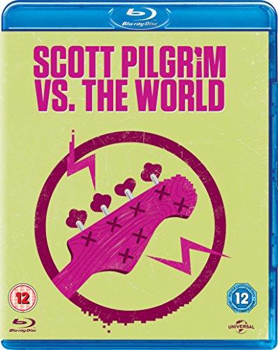 Scott Pilgrim Vs. The World [Region B] [Blu-ray]