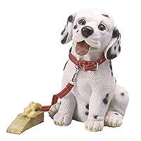 エイチツーオー H9411 ドアストッパー犬 ダルメシアン サイズ:約H29cm