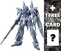 msn-001a1Delta Plus : MG GundamマスターGrade 1/ 100モデルキット+ 1Free official Gundam Japanese tradingカードバンドル