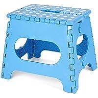 Acko 踏み台  ステップ台 脚立  折り畳みスツール 子供用大人用 28cm 耐荷重113kg
