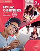Four Corners Level 2A Student's Book with Online Self-study and Online Workbook