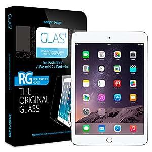 【国内正規品】 Spigen 【 iPad mini / mini Retina / iPad mini 3 】 GLAS.t リアル スクリーン プロテクター ≪ 強化ガラス液晶保護フィルム ≫【SGP09660】