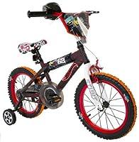 "16"" Hot Wheels Boy 's Bike /サイズ: 16インチ/カラー:ブラック"