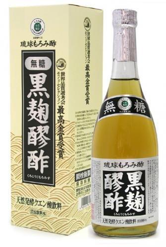 黒麹醪酢(もろみ酢無糖タイプ) 720mL【2個セット】