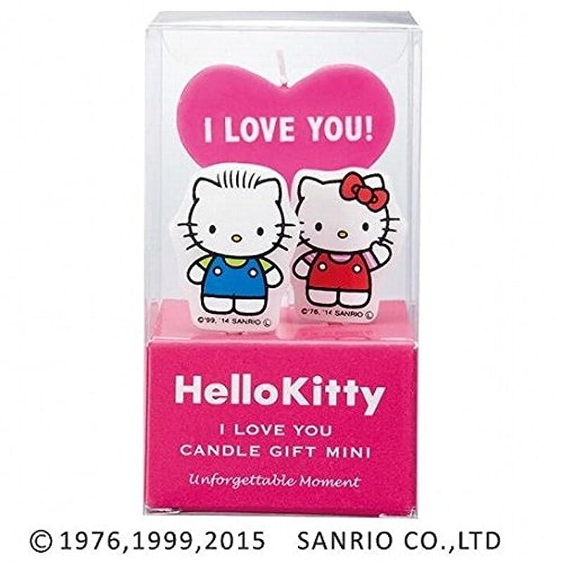 運営ガイドライン給料kameyama candle(カメヤマキャンドル) ハローキティキャンドルギフトミニ(55360080)