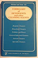 Formulary of Detergents and Other Cleaning Agents