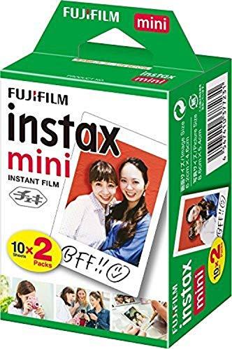 チェキ用フィルム instax mini [10枚入×2パック]