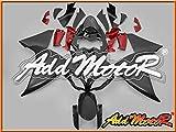 Addmotor 外装セット YZF R1 YZF-R1 2009-2011 用 黒 Y1931