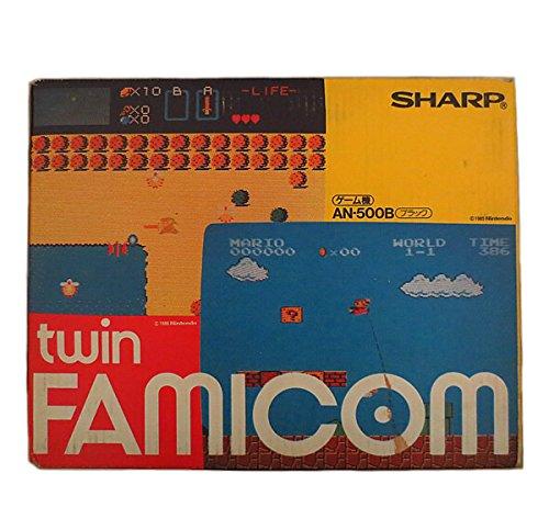 SHARP ツインファミコン 本体 AN-500B