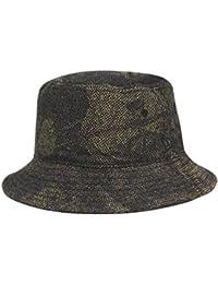 (ニューエラ) NEWERA オンスポッツ別注 バケット ハット ツイード リアルツリー カモ オリーブ ONSPOTZ ORIGINAL BUCKET-01  HAT TWEED REALTREE… 5c12ee4601a8