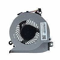 iiFix CPU冷却ファン HP Pavilion Gaming 15-ak109nl 15-ak110na 15-ak010nr 15-ak030nr 15-ak099nr