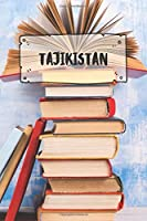 Tajikistan: Ruled Travel Diary Notebook or Journey  Journal - Lined Trip Pocketbook for Men and Women with Lines