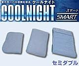 日テレ限定 東京西川涼感寝具クールナイトスマート セミダブル